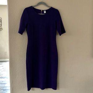 Old Navy purple dress